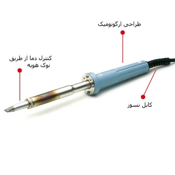هویه قلمی مدل W201 ولر