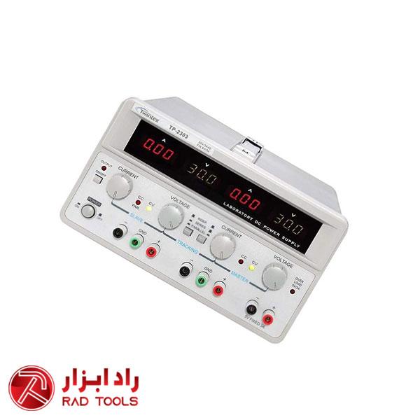 منبع تغذیه مدل TWINTEX TP-2305C